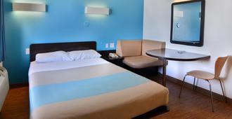 加尔维斯顿6号汽车旅馆 - 加尔维斯敦 - 睡房