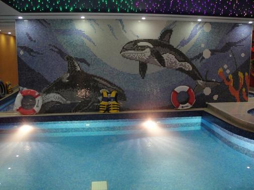 瓦哈宫酒店 - 利雅德 - 游泳池