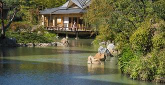 京都四季酒店 - 京都 - 户外景观