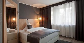 朝日酒店 - 杜塞尔多夫 - 睡房