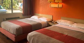 杰克逊维尔橙园6号汽车旅馆 - 杰克逊维尔 - 睡房