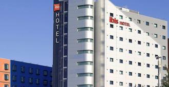 利兹中心马尔堡街宜必思酒店 - 利兹 - 建筑