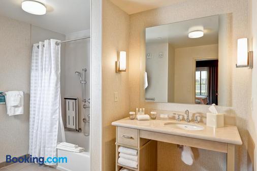 阿纳海姆ctr迪士尼乐园正门希尔顿惠庭套房酒店 - 安纳海姆 - 浴室
