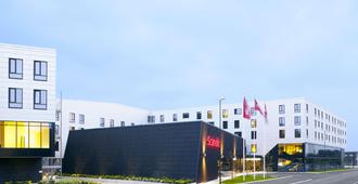斯堪斯塔万格坲鲁斯酒店 - 斯塔万格 - 建筑