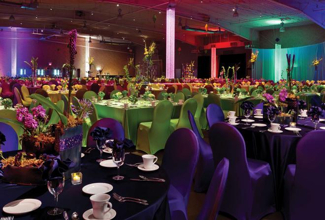 最佳西方Plus拉姆科塔酒店 - 苏福尔斯 - 宴会厅