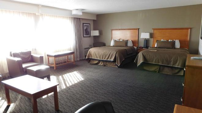 最佳西方Plus拉姆科塔酒店 - 苏福尔斯 - 睡房