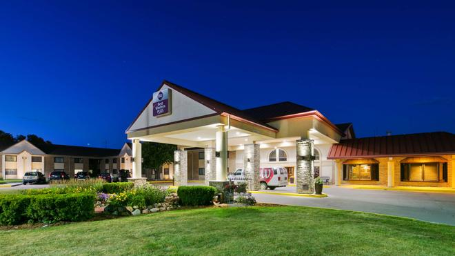 最佳西方Plus拉姆科塔酒店 - 苏福尔斯 - 建筑