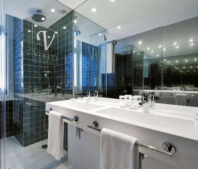 维茨巴夏酒店 - 里斯本 - 浴室