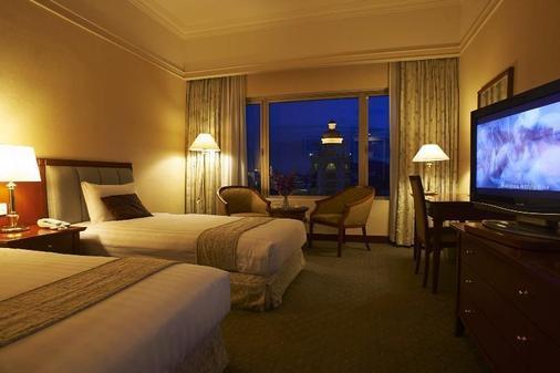 槟城长荣桂冠酒店 - 乔治敦 - 睡房