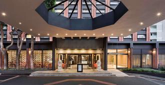 铂尔曼奥克兰公寓酒店 - 奥克兰 - 建筑