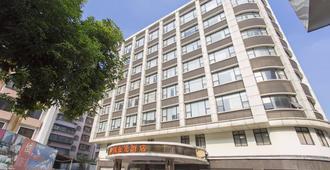 凯旋龙连锁酒店(广州机场路店) - 广州 - 建筑
