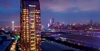 广交会威斯汀酒店 - 广州 - 户外景观