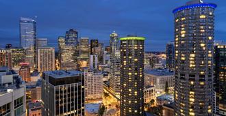 西雅图威斯汀酒店 - 西雅图 - 户外景观