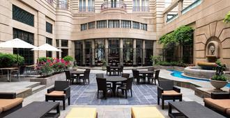 华盛顿特区乔治敦威斯汀酒店 - 华盛顿 - 露台