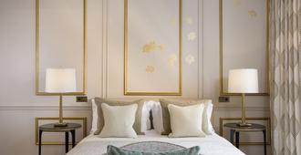 白色纳西斯spa酒店 - 巴黎 - 睡房