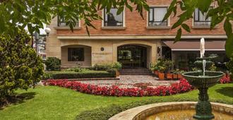 莫里森 84 酒店 - 波哥大 - 建筑