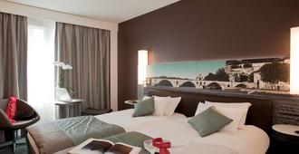 阿维尼翁桥中心美居酒店 - 阿维尼翁 - 睡房