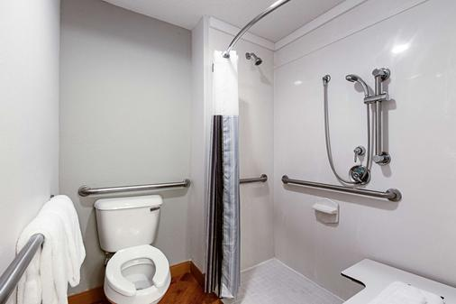 劳德代尔堡塔玛拉克东温德姆拉昆塔酒店 - 劳德代尔堡 - 浴室
