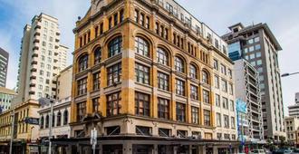 诺玛德奥克兰背包旅馆 - 奥克兰 - 建筑
