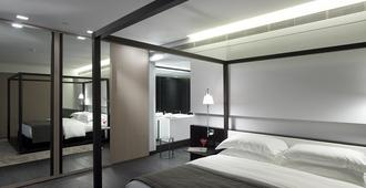 米特酒店 - 塞萨洛尼基 - 睡房