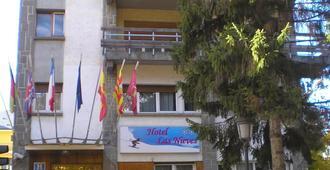 拉斯尼威斯酒店 - 哈卡 - 建筑