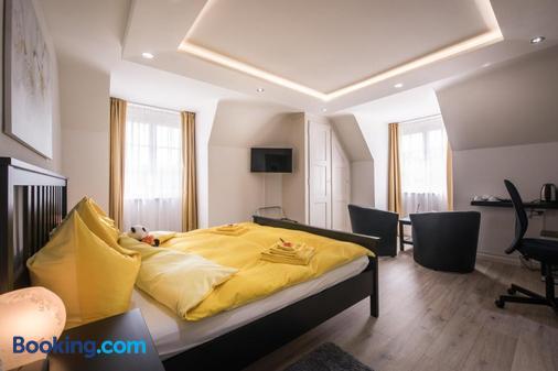 曼克斯航空民宿 - 伯尔尼 - 睡房