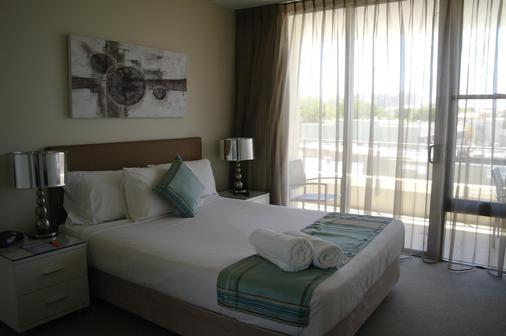 摩纳哥卡伦德拉酒店 - 卡伦德拉 - 睡房