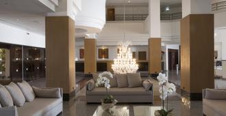 金星海滩酒店 - 帕福斯 - 大厅