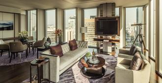 首尔四季酒店 - 首尔 - 客厅