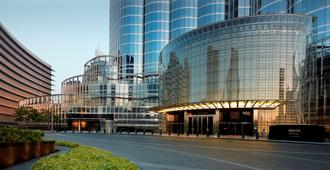 迪拜阿玛尼酒店 - 迪拜 - 水疗中心
