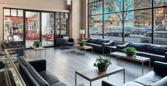 芝加哥旅程住宿酒店 - 芝加哥 - 休息厅
