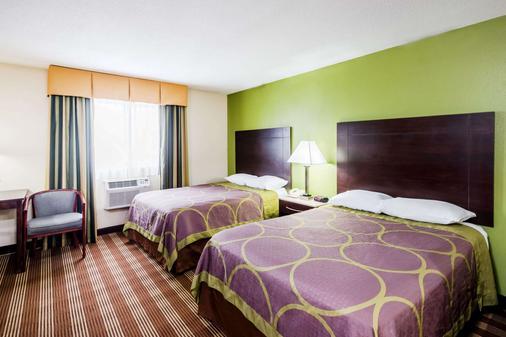 班戈速8酒店 - 班戈 - 睡房