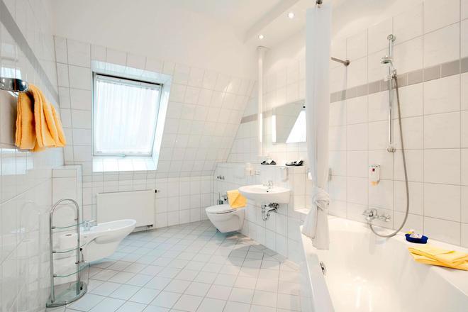 卡塞尔市中心温德姆特莱普酒店 - 卡塞尔 - 浴室