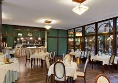 卡塞尔市中心温德姆特莱普酒店 - 卡塞尔 - 餐馆