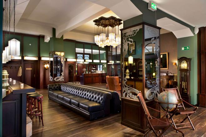 卡塞尔市中心温德姆特莱普酒店 - 卡塞尔 - 休息厅