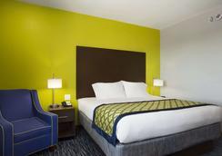 温德姆圣安吉洛豪顿套房酒店 - 圣安杰罗 - 睡房