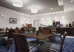 温德姆圣安吉洛豪顿套房酒店 - 圣安杰罗 - 餐馆