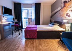 康福特努韦沃酒店 - 赫尔辛堡 - 睡房