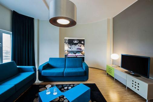 康福特努韦沃酒店 - 赫尔辛堡 - 客厅