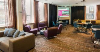 赫尔辛堡舒适酒店 - 赫尔辛堡 - 休息厅