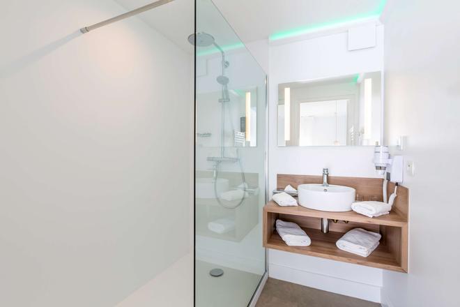 科马里西佳酒店 - 比亚里茨 - 浴室