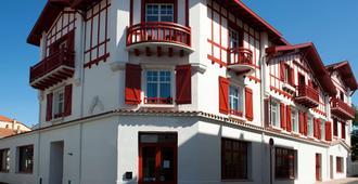 贝斯特韦斯特科马里酒店 - 比亚里茨 - 建筑