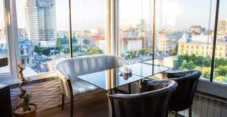 Z 行政精品酒店 - 布加勒斯特 - 餐厅