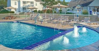金斯盖特温德姆俱乐部酒店 - 威廉斯堡 - 游泳池