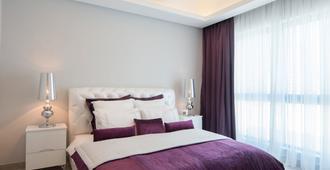 阿尔梅兹住宅酒店 - 麦纳麦 - 睡房