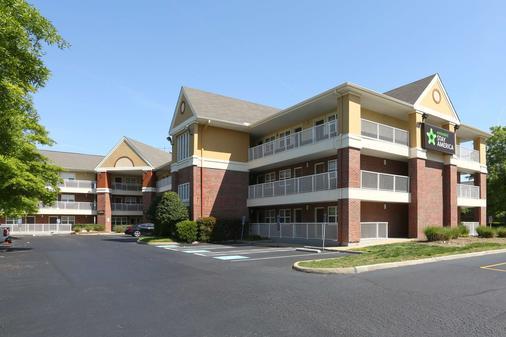 切萨皮克美国长住酒店 - 克罗斯韦斯大道 - 切萨皮克 - 建筑