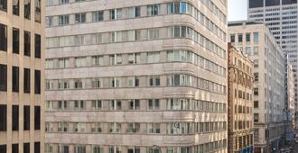 蒙特利尔市中心万丽酒店 - 蒙特利尔 - 建筑