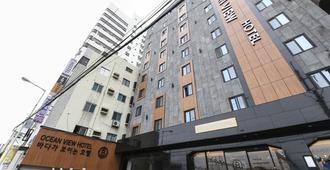 东扬汽车旅馆 - 釜山 - 建筑