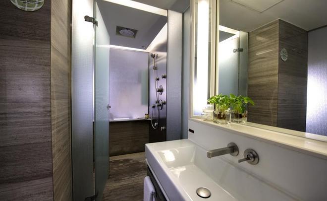 香港铜锣湾利景酒店 - 香港 - 浴室