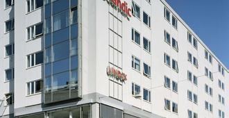 斯堪迪克圣约根酒店 - 马尔默 - 建筑